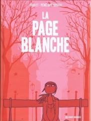Cover La page blanche boulet Bagieu Carnet de lecture
